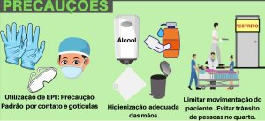 Coronavírus e se chegar no Brasil - HSF