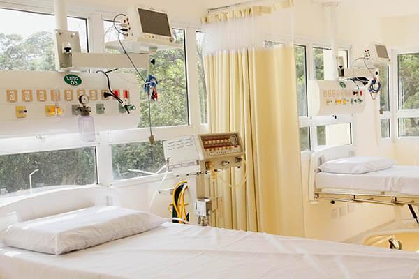 Hospital São Francisco: especialidades e convênios - HSF